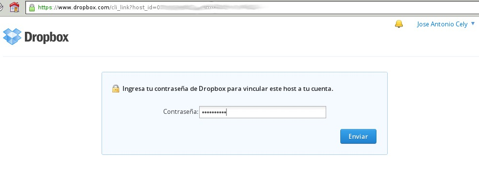 Dropbox URL